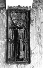 Eglise Notre-Dame - Marteau de porte
