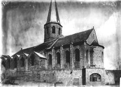 Eglise Saint-André - Ensemble sud-est