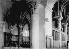 Eglise Saint-André - Vue diagonale