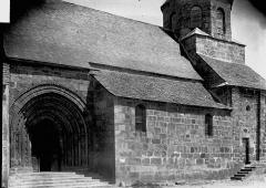 Eglise Saint-Fargheon - Façade sud