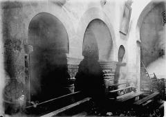 Eglise Notre-Dame - Travées