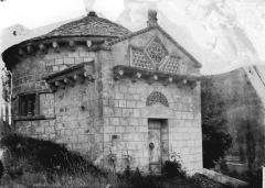 Monument sépulcral - Côté de l'entrée