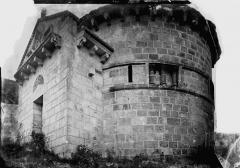 Monument sépulcral - Abside