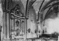 Eglise Saint-Bonnet - Choeur