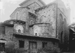 Eglise Saint-Martin - Transept et abside