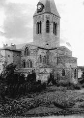 Eglise Notre-Dame - Abside et clocher