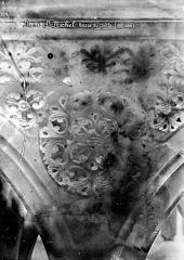 Abbaye et dépendances - Cloître : détails des arcatures