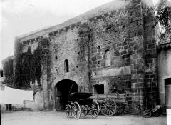 Ancienne chapelle Saint-Georges - Façade