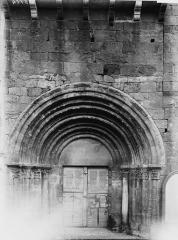 Eglise Notre-Dame de Mailhat - Portail