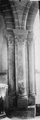 Eglise Notre-Dame de Mailhat - Colonnes et chapiteaux