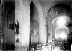 Eglise Notre-Dame-de-Septembre - Nef vue de l'entrée