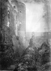 Ruines du château fort - Ruines