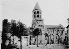Eglise Notre-Dame (ou Saint-Saturnin) - Ensemble nord