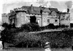 Ancien château fort - Vue d'ensemble