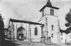 Eglise Saint-Bonnet - Vue d'ensemble