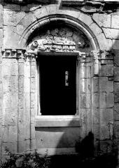 Eglise Saint-Hilaire et ancien monastère - Baie