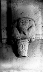 Eglise Saint-Hilaire et ancien monastère - Culot