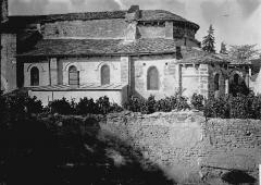 Eglise Saint-Médulphe (ou Saint-Myon) - Partie de la façade sud