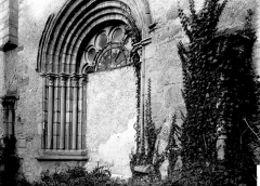 Eglise Saint-Médulphe (ou Saint-Myon) - Portail condamné
