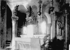 Eglise Saint-Médulphe (ou Saint-Myon) - Choeur