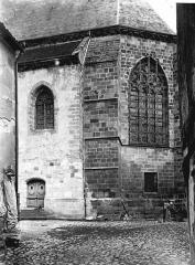 Eglise Saint-Pierre - Abside, au sud