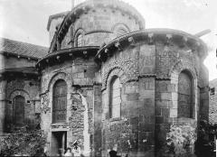 Eglise Saint-Priest - Abside