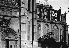 Cathédrale Notre-Dame - Partie latérale sud