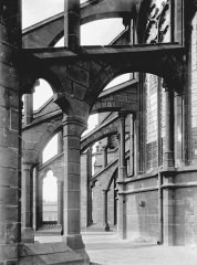 Cathédrale Notre-Dame - Arcs-boutants