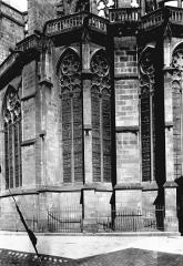 Cathédrale Notre-Dame - Partie de l'abside