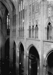 Cathédrale Notre-Dame - Triforium
