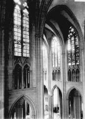 Cathédrale Notre-Dame - Croisée, partie haute