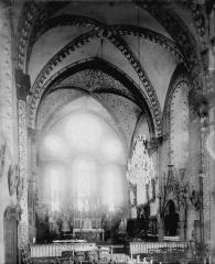 Chapelle de la Visitation (anciennement chapelle du couvent des Jacobins) - Choeur