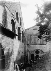 Eglise Saint-Genès - Façade