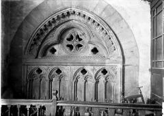 Eglise Saint-Genès - Arcature, intérieur