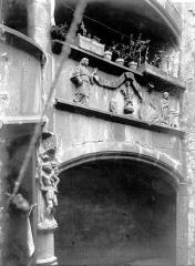 Ancienne maison de l'Annonciation, ou Hôtel Regin, à Montferrand -