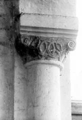 Eglise - Chapiteau