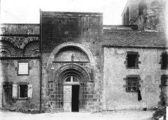 Abbaye Saint-Pierre - Façade