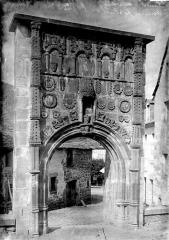 Portique Renaissance - Ancien portail