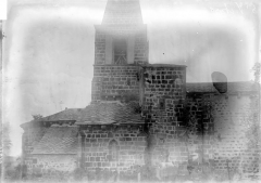 Eglise Saint-Victor - Façade nord