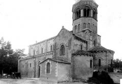 Eglise Saint-Limin (ou Saint-Martin) - Ensemble sud-est