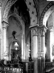 Eglise Saint-Limin (ou Saint-Martin) - Vue diagonale