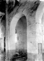 Eglise Saint-Symphorien - Travées de la nef