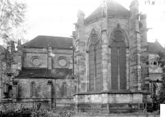 Ancienne abbaye Saint-Colomban - Abside