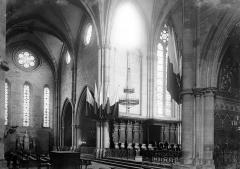 Ancienne abbaye Saint-Colomban - Croisée