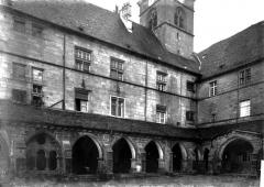 Ancienne abbaye Saint-Colomban - Cloître