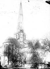 Cathédrale Saint-Lazare - Ensemble nord-est