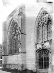 Abbaye de Hautecombe - Portes et fenêtres