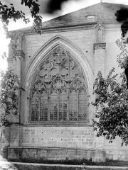 Abbaye de Hautecombe - Fenêtre