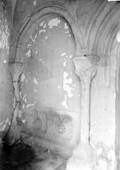 Abbaye de Hautecombe - Arcature intérieure