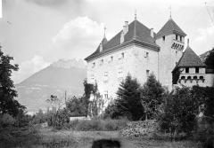 Château d'Héré -
